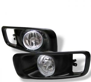 99-00 Honda Civic OEM Fog Lights – Clear