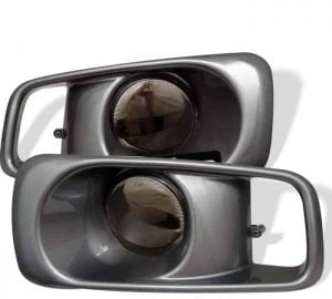 99-00 Honda Civic OEM Fog Lights – Smoke