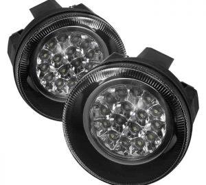 01-04 Dodge Dakota / 01-03 Dodge Durango LED Fog Lights – Clear