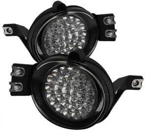 02-08 Dodge Ram / 04-06 Durango LED Fog Lights – Clear