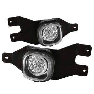 99-04 Ford F250/F350 / 00-05 Ford Excursion LED Fog Lights – Clear