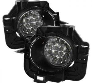 07-09 Nissan Altima 4Dr LED Fog Lights – Clear