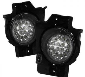 08-10 Nissan Altima 2Dr LED Fog Lights – Clear