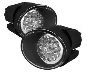 00-01 Nissan Maxima / 00-03 Nissan Sentra / Nissan Frontier 41278 / Nissan Xterra 41309 LED Fog Lights – Clear