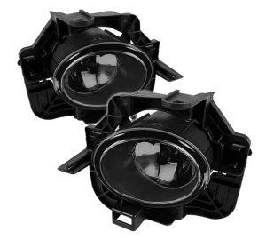 07-12 Nissan Altima 4Dr OEM Fog Lights – Smoke