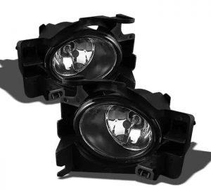 08-10 Nissan Altima 2Dr OEM Fog Lights – Clear