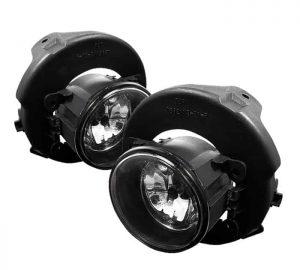 05-11 Nissan Pathfinder / 05-10 Nissan Frontier (Does Not Fit Chrome Bumper) / Sentra 41527 OEM Fog Lights – Clear