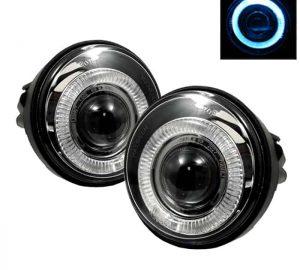 03-05 Dodge Neon Halo Projector Fog Lights – Clear