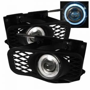 99-03 Ford F150 / 04 F150 Heritage / 99-02 Expedition (Not Fit Lightning) Halo Projector Fog Lights – Clear