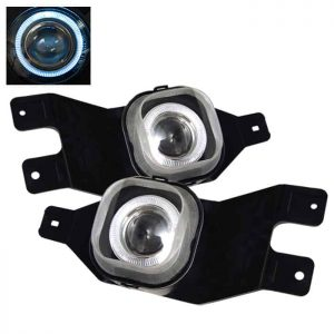 99-04 Ford F250/F350 / 00-05 Ford Excursion Halo Projector Fog Lights – Clear
