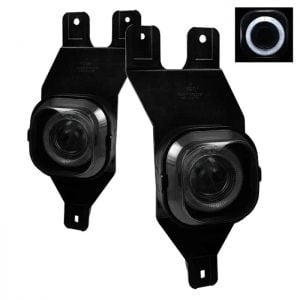 99-04 Ford F250/F350 / 00-05 Ford Excursion Halo Projector Fog Lights – Smoke