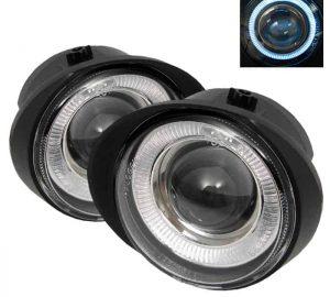 02-04 Nissan Altima / 03-05 Murano / Infiniti FX35 FX45 41339 Halo Projector Fog Lights – Clear