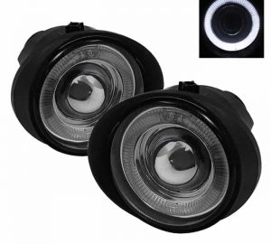 02-04 Nissan Altima / 03-05 Murano / Infiniti FX35 FX45 41339 Halo Projector Fog Lights – Smoke