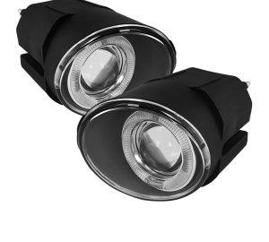 00-01 Nissan Maxima / 00-03 Nissan Sentra / Nissan Frontier 41278 / Nissan Xterra 41309 Projector Fog Lights – Clear