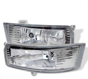 05-06 Toyota Camry OEM Fog Lights – Clear