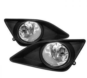 09-10 Toyota Corolla OEM Fog Lights – Clear