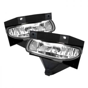 99-04 Ford Mustang OEM Fog Lights (No Switch) – Chrome