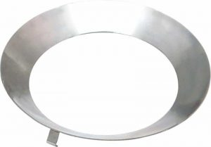 Chrome Trim Ring For Frenched Headlight Kit (Pair)