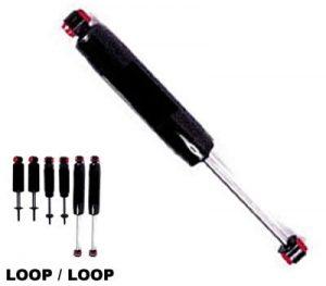 Loop / Loop Lifted Shock Absorber (Each) – 17″ x 27″