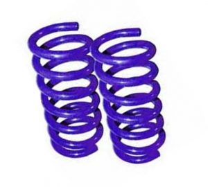1980-1996 FORD F250, F350 8CYL Lowering Drop Coil Springs – 2 inch