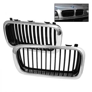 Series BMW 7 E38 95-01 Front Grille – Chrome