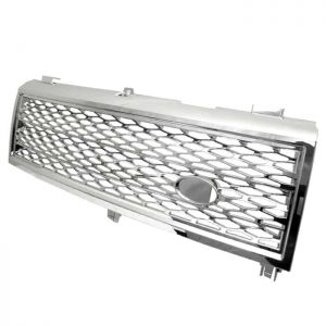 Range Land Rover Rover 03-05 Front Grille – Chrome