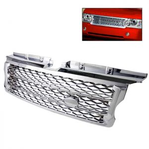 Range Land Rover Rover Sport 06-10 Front Grille – Chrome