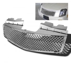 03-07 Cadillac CTS Front Grille – Chrome