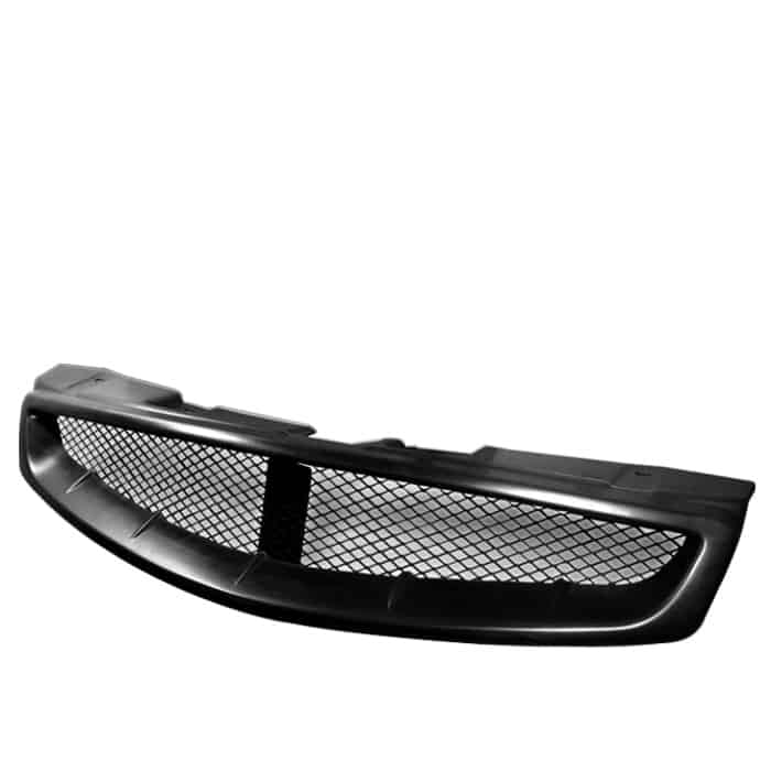03-07 Infiniti G35 2Dr Coupe Front Grille - Black