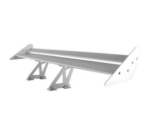52 Inch Type-I Double Deck GT Wing Aluminum – Silver
