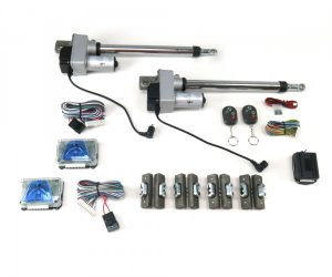 Automatic Gullwing Door Conversion Kit with Remote (2 Door)