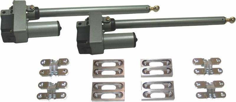 Automatic Vertical Gullwing Door Conversion Kit AutoLoc AUTGWKITD 2 Door