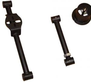 1958-1964 Chevrolet Impala, Bel Air, Biscayne, El Camino Rear Lowered Tubular Control Arms (Pair) (Lower Arms)