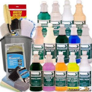New Car Detailing Kit 16oz