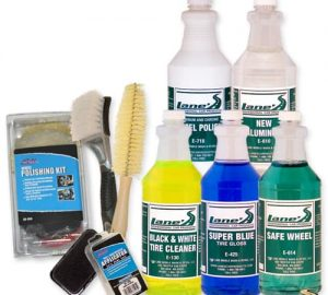 Ultimate Wheel Polishing & Tire Cleaning Kit 32oz
