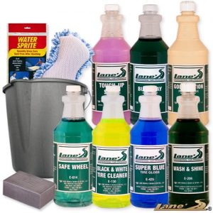 Car Wash Tire & Wheel Paint Prep  32oz