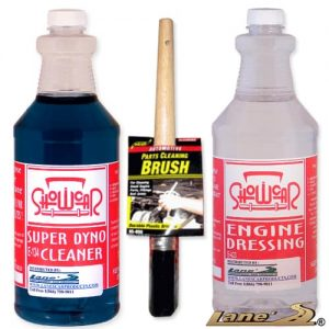 Show Car Engine Degreaser, Cleaner & Dressing Kit 32oz