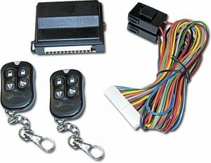 5 Function Keyless Entry with Birt