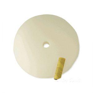 9″ White Foam Polishing Pad for Final Finishing and Polishing