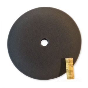 9″ Balck Foam Polishing/ Buffing Pad