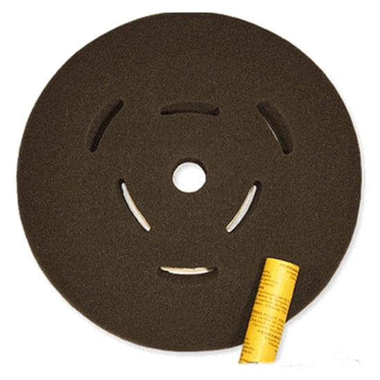 9 inch Cool-It Curved Edge Foam Polishing/Buffing Pad