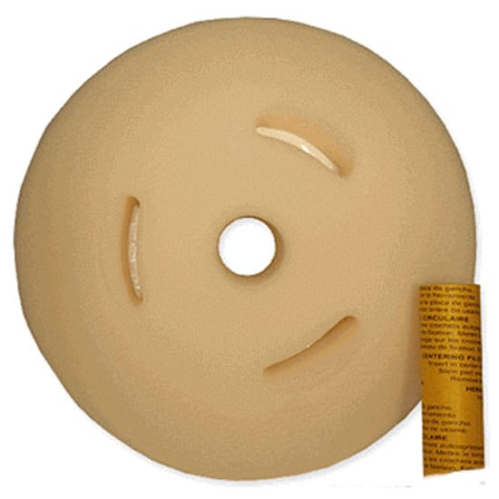 7 inch Cool-It Curved Edge Foam Pad for Final Finishing and Polishing