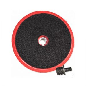 5-6″ Professional Velcro Hook Backing Plate w/DA Pneumatic Adapter for Sanders or Polishers
