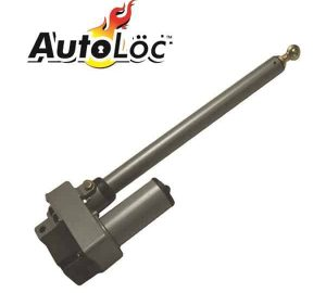 10″ 200 Lb Capacity Adjustable Linear Actuator with Rod Bearing