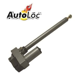 2″ 200 Lb Capacity Adjustable Linear Actuator With Rod Bearing