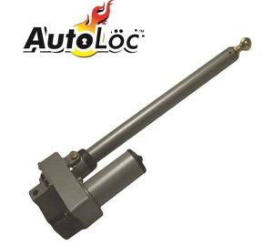 200 Lb Capacity Adjustable Linear Actuator with Rod Bearing