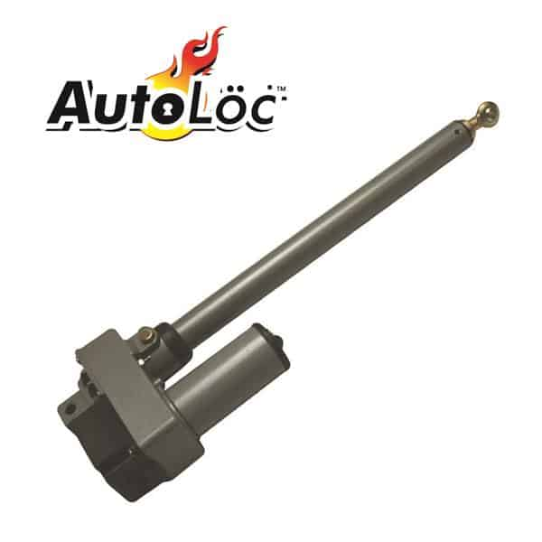 6″ 200 Lb Capacity Adjustable Linear Actuator with Rod Bearing