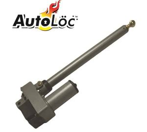 8″ 200 Lb Capacity Adjustable Linear Actuator with Rod Bearing
