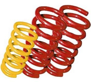 1963-1991 Chevrolet C20, C30, C35 3″ Lift Coil Springs (Front Pair)