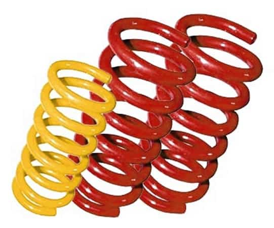 1997-2003 Ford Explorer, F150 3″ Lift Coil Springs (8 Cyl)